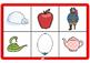 Phonics Bingo Picture Matching Game Set 1