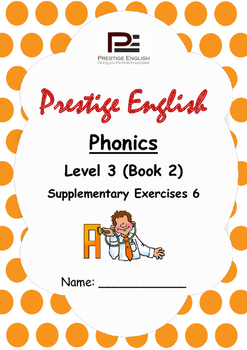 Phonics Book – Level 3 (Book 2) – Supplementary Exercises