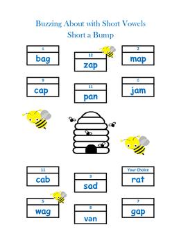 Phonics Bump