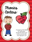 Phonics Centers: Digraph WH