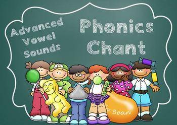 Phonics Chant Advanced Vowels