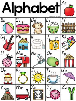Phonics Charts FREEBIE in Queensland Beginners Font