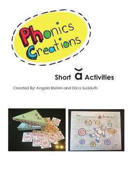 Phonics Creations Short a