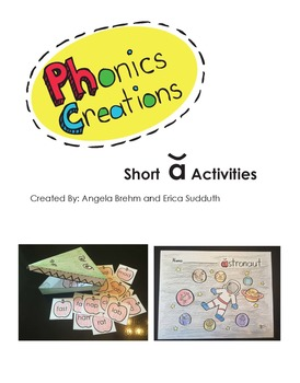 Phonics Creations Short a