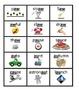 Phonics: Diphthong Word & Picture Cards: oi/oy, ow/ou, au/