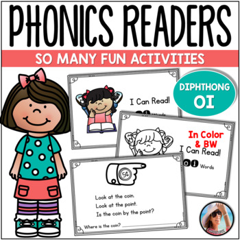 "Phonics Emergent Reader  {Diphthong ""OI""}"