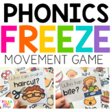 Phonics FREEZE Growing Endless Bundle