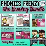 Phonics Frenzy Growing Bundle