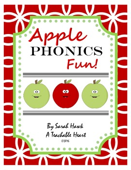 Phonics Fun Pack!  BINGO, Letter Cards, Activities, etc!