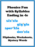 Phonics Fun with Syllables Ending in -le (ple, tle, ble, etc.)