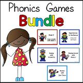 Phonics Games Bundle