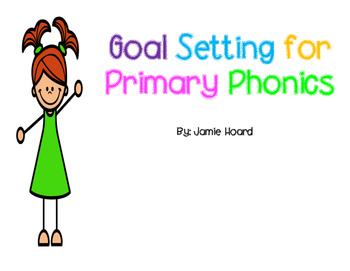 Phonics Goal Setting