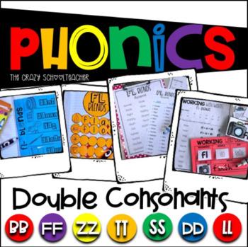 Phonics Instruction Double Consonants