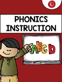 Phonics Instruction: Letter Cc