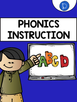 Phonics Instruction: Letter Dd