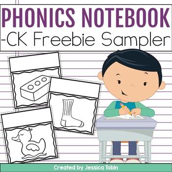 Interactive Notebook -ck FREEBIE