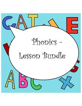 Phonics Lesson Bundle