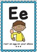 Alphabet Packet: Ee {Letter of the Week}