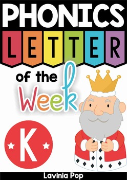 Phonics Letter of the Week K