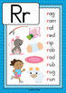 Phonics Letter of the Week R