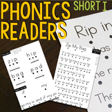 Phonics Passages - Short I Word Family