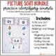 Phonics Picture Sorts {Bundle!}