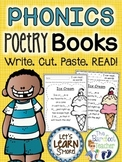 Phonics Poetry Book