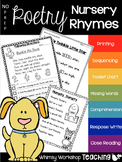No Prep Poetry Nursery Rhymes