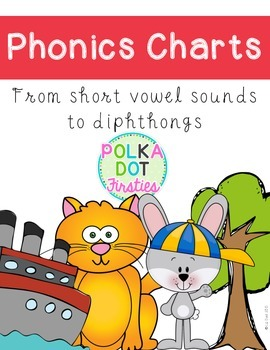 Phonics Posters: Rainbow Edition