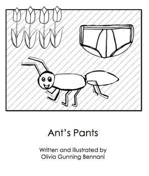 Essential Phonics Reader - Ant's Pants