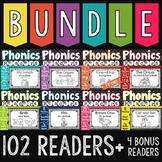 Phonics Reader Bundle