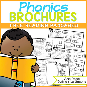 Phonics Reading Passages FREE