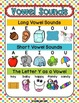Phonics Reference Mini-Office for Letter Sounds and Basic Blends