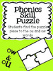 Phonics Skill Pack- ow/ou