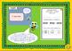 Phonics SmartBoard  Lesson - Phase 3 Set 9 - was