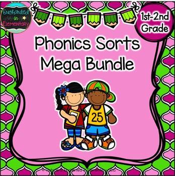 Phonics Sorts: Mega Bundle