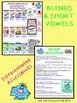Phonics-Spelling Assessments BLENDS-SHORT VOWELS
