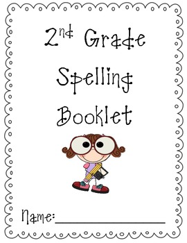 Phonics: Spelling Booklet