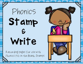 Phonics Stamp & Write