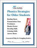 Phonics Strategies for Older Students by Phonics Advantage™