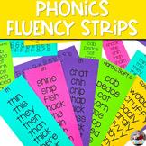 Phonics Rules Fluency Strips