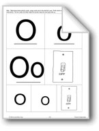 Phonics: The Letter O