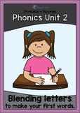 Phonics Unit 2
