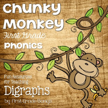 Phonics Unit- Digraphs: Teaching Resources and Literacy Ce