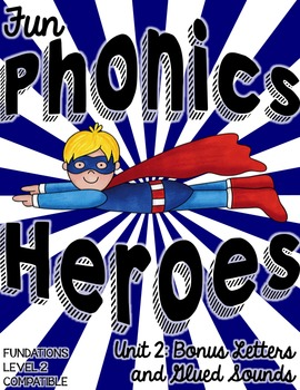 Phonics Intervention Second Grade Unit Double Consonant En