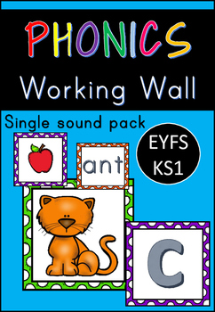 Phonics Working Wall