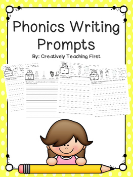 Phonics Writing Prompts
