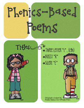 Phonics-based Poems