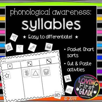 Phonological Awareness Center: Syllables