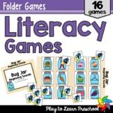 Preschool Literacy